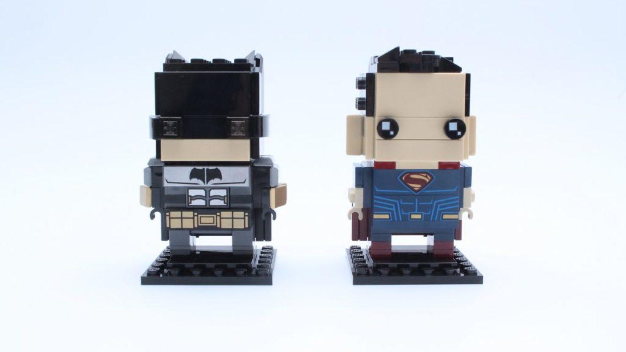 Lego®  BrickHeadz Tactical Batman /& Superman 41610 ungeöffnet