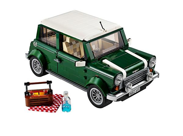 LEGO 10242 MINI Cooper 600x445