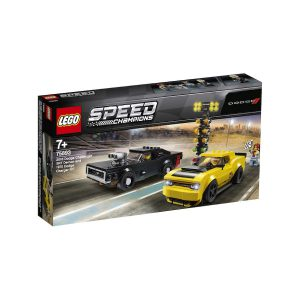 LEGO 75893 Dodge Challenger SRT Demon 2018 Dodge Charger RT 1970 300x300