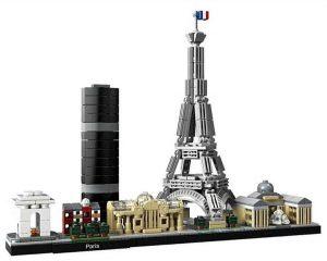 LEGO Architecture 21044 Paris 2