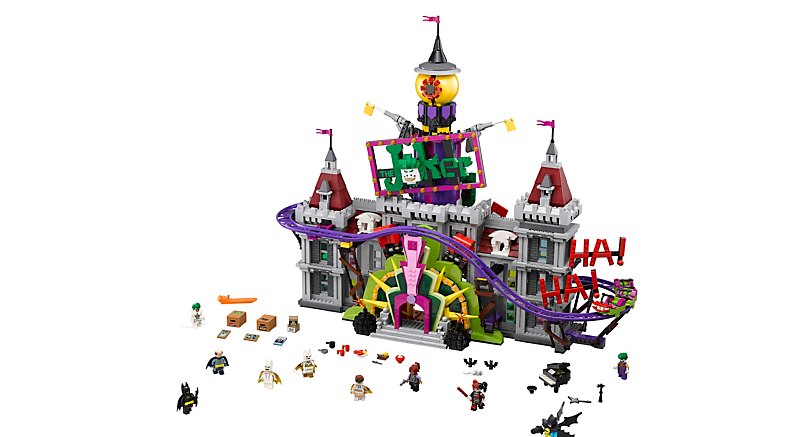 LEGO Batman 70922 Joker Manor Featured 800 445