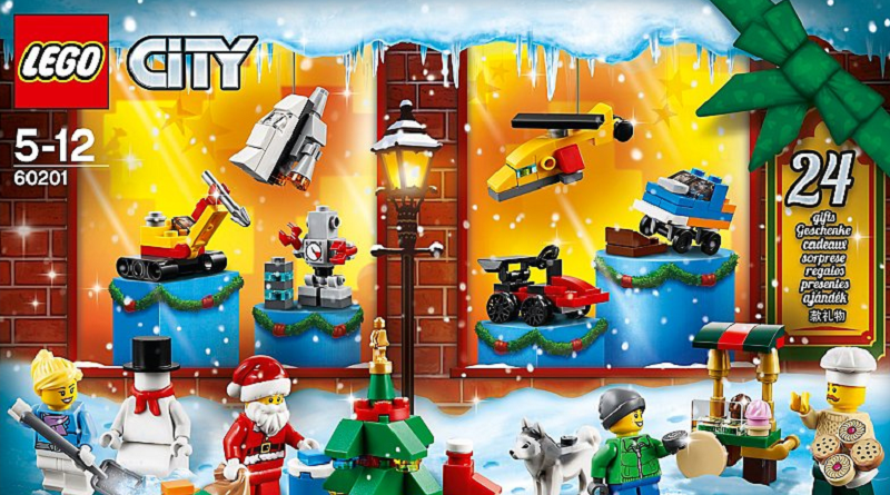 LEGO Star Wars, City and Friends advent calendars discounted at official LEGO shop
