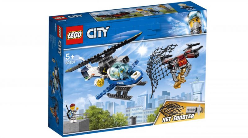 LEGO City 60207 Sky Polive Drone Chase 1 800x445