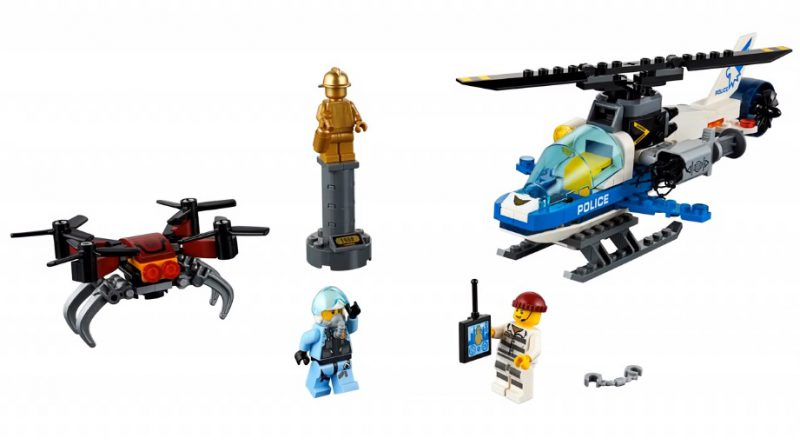 LEGO City 60207 Sky Polive Drone Chase 3 800x445