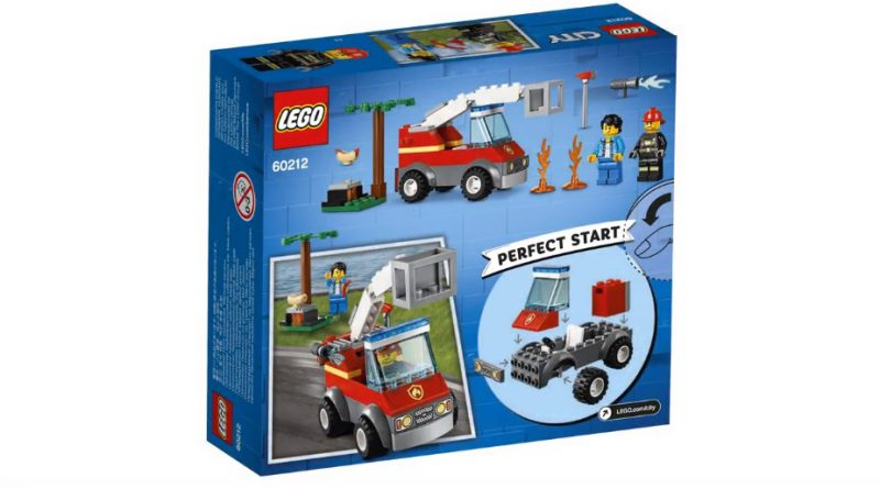 LEGO City 60212 Barbecue Burn Out 2 800x445