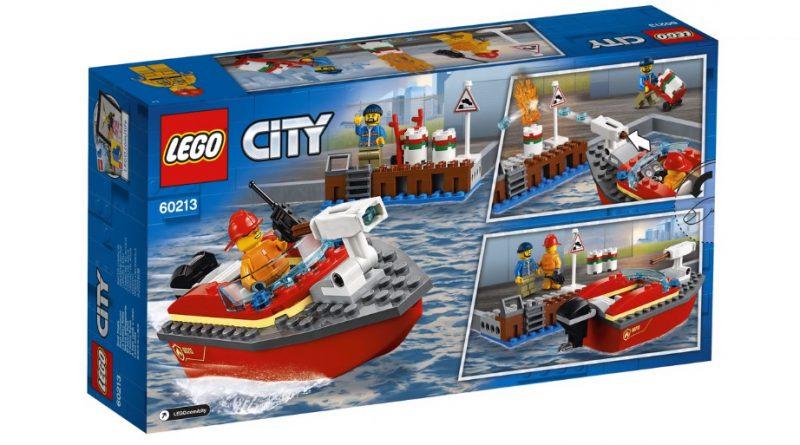 LEGO City 60213 Dock Side Fire 2 800x445