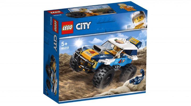 LEGO City 60218 Desert Rally Racer 1 1 800x445