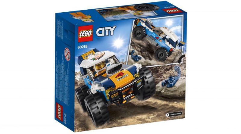 LEGO City 60218 Desert Rally Racer 2 800x445