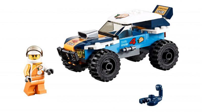 LEGO City 60218 Desert Rally Racer 3 800x445