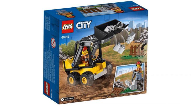 LEGO City 60219 Construction Loader 2 800x445