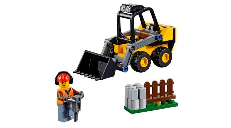 LEGO City 60219 Construction Loader 3 800x445