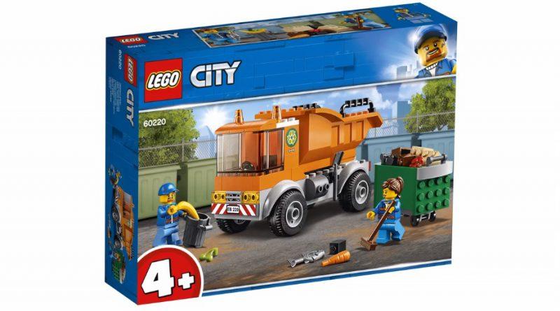 LEGO City 60220 Garbage Truck 1 1 800x445
