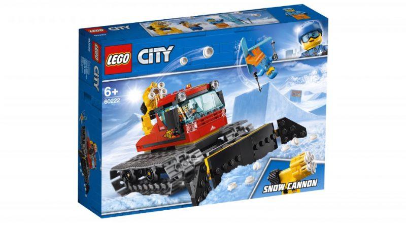 LEGO City 60222 Snow Groomer 1 1 800x445