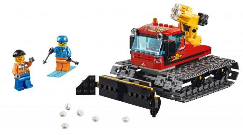 LEGO City 60222 Snow Groomer 3 800x445