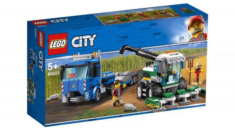LEGO City 60223 Harvester Transporter 1 1 800x445