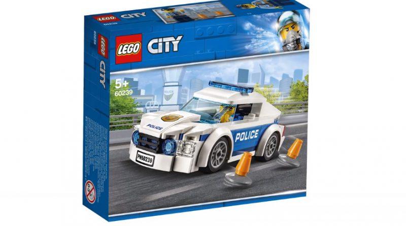 LEGO City 60239 Police Patrol Car 1 800x445