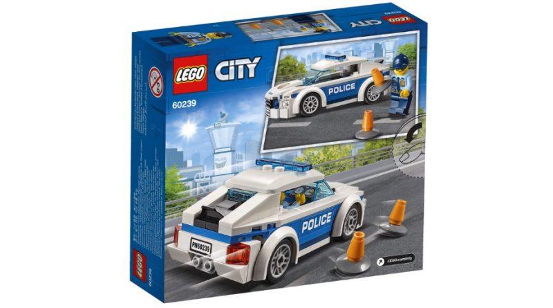 LEGO City 60239 Police Patrol Car 2 800x445