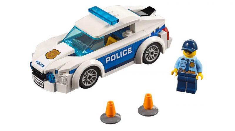 LEGO City 60239 Police Patrol Car 3 800x445