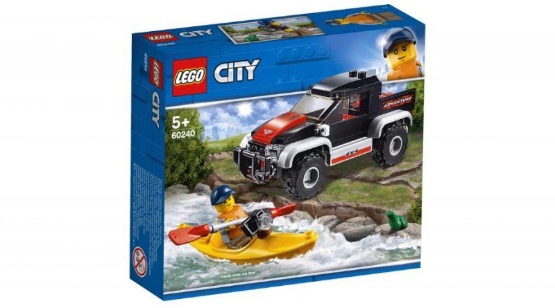 LEGO City 60240 Kayak Adventure 1 800x445