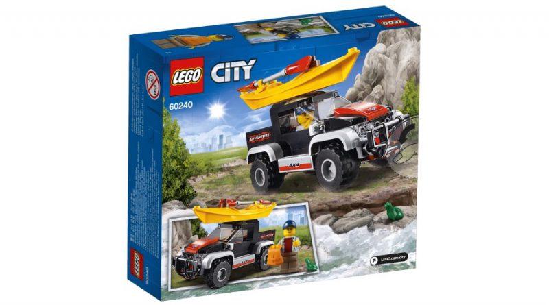 LEGO City 60240 Kayak Adventure 2 800x445