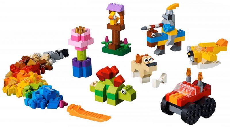LEGO Classic 11002 Basic Brick Set 1 800x445