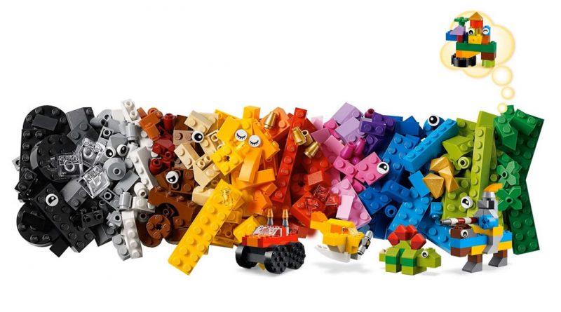 LEGO Classic 11002 Basic Brick Set 2 800x445