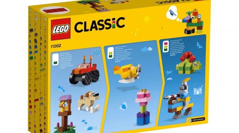 LEGO Classic 11002 Basic Brick Set 3 800x445