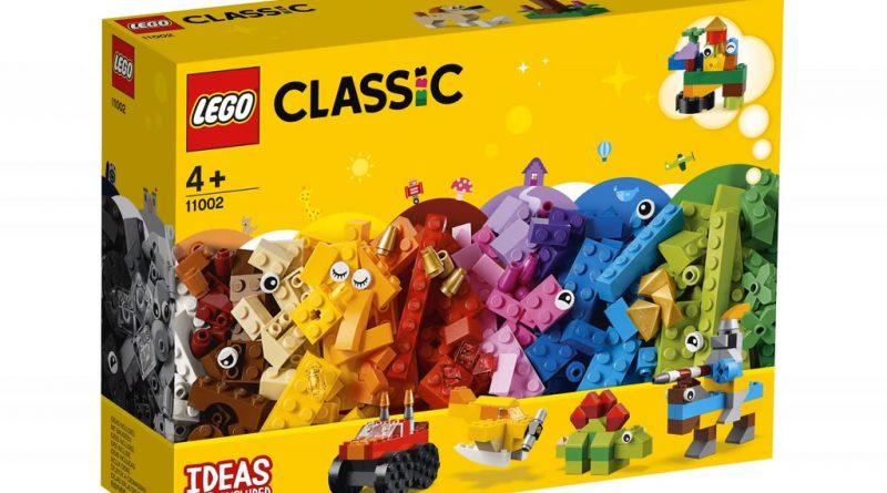LEGO Classic 11002 Basic Brick Set 4 800x445