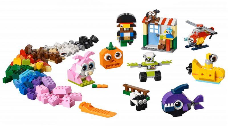 LEGO Classic 11003 Bricks And Eyes 1 800x445