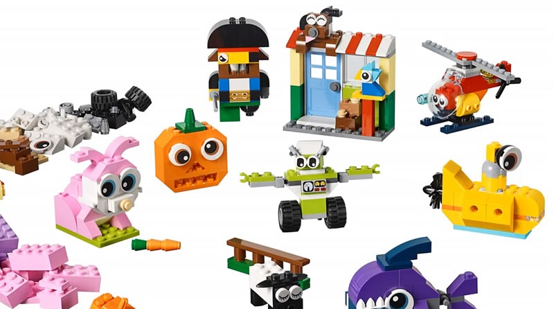 LEGO Classic 11003 Bricks And Eyes Featured 800 445