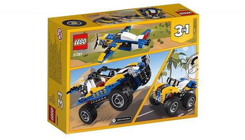 LEGO Creator 31087 Dune Buggy 2