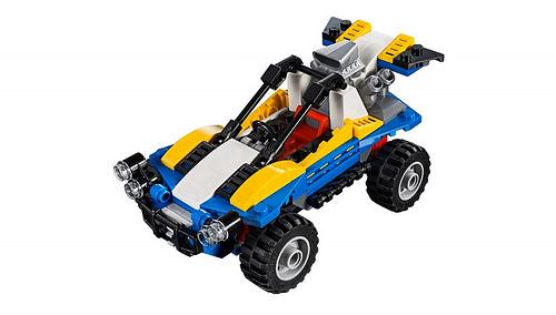 LEGO Creator 31087 Dune Buggy 3