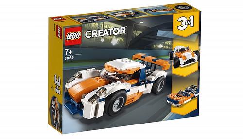 LEGO Creator 31089 Sunset Track Racer 1 1