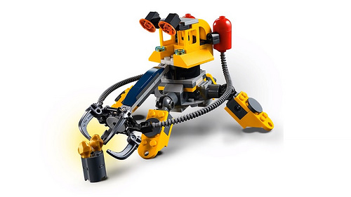 LEGO Creator 31090 Underwater Robot 5