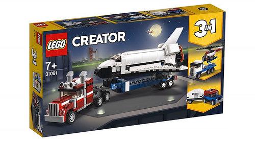 LEGO Creator 31091 Shuttle Transporter 1 1