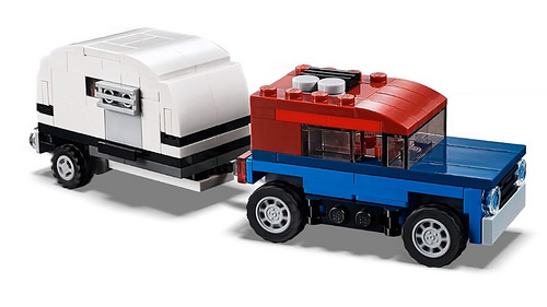 LEGO Creator 31091 Shuttle Transporter 5