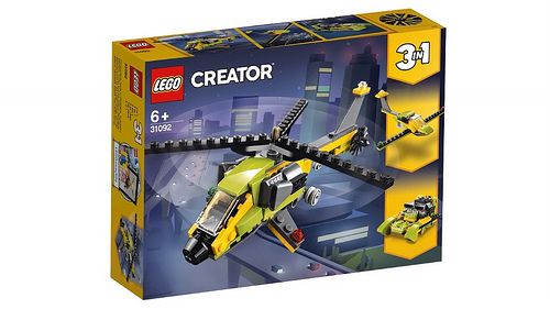 LEGO Creator 31092 Helicopter Adventure 1