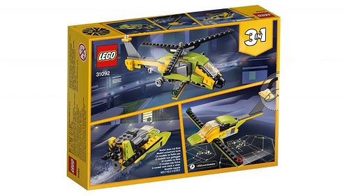 LEGO Creator 31092 Helicopter Adventure 2