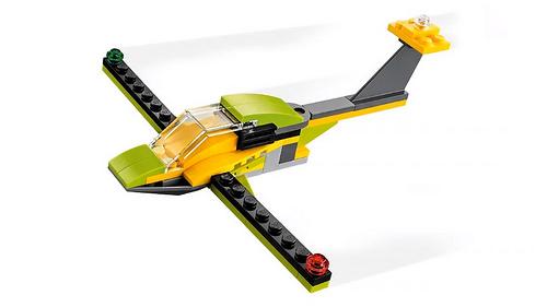 LEGO Creator 31092 Helicopter Adventure 5