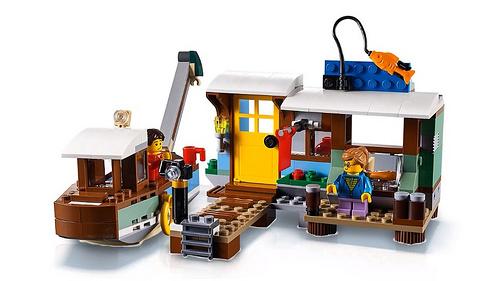lego creator 2019 official set images revealed. Black Bedroom Furniture Sets. Home Design Ideas
