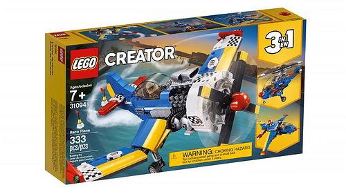 LEGO Creator 31094 Race Plane 1