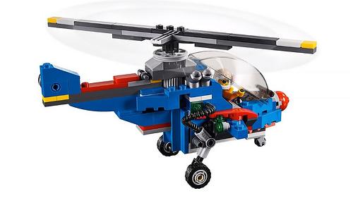 LEGO Creator 31094 Race Plane 4