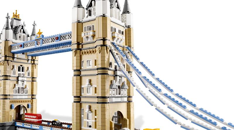 LEGO Creator Expert 10214 Tower Bridge Featured 800 445