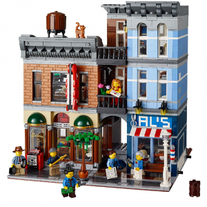 LEGO Creator Expert 10246 Detectives Office 300x300