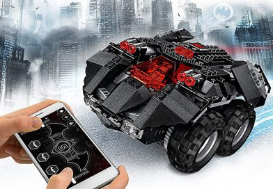 40% discount on LEGO DC Super Heroes 76112 App Controlled Batmobile in one day deal