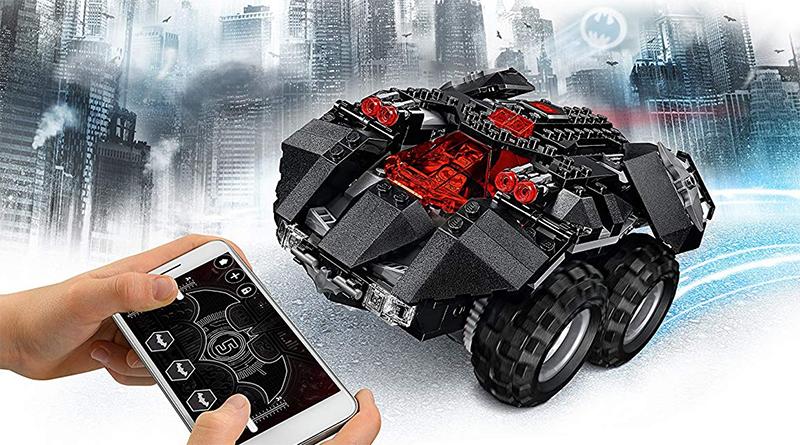 LEGO DC Super Heroes 76112 Batman App Controlled Batmobile Featured 800 445