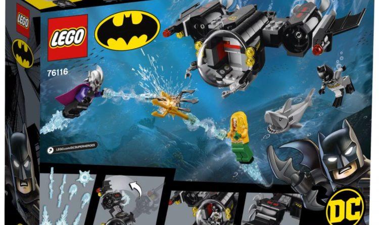Lego Dc Super Heroes Batman 2019 Official Images Revealed