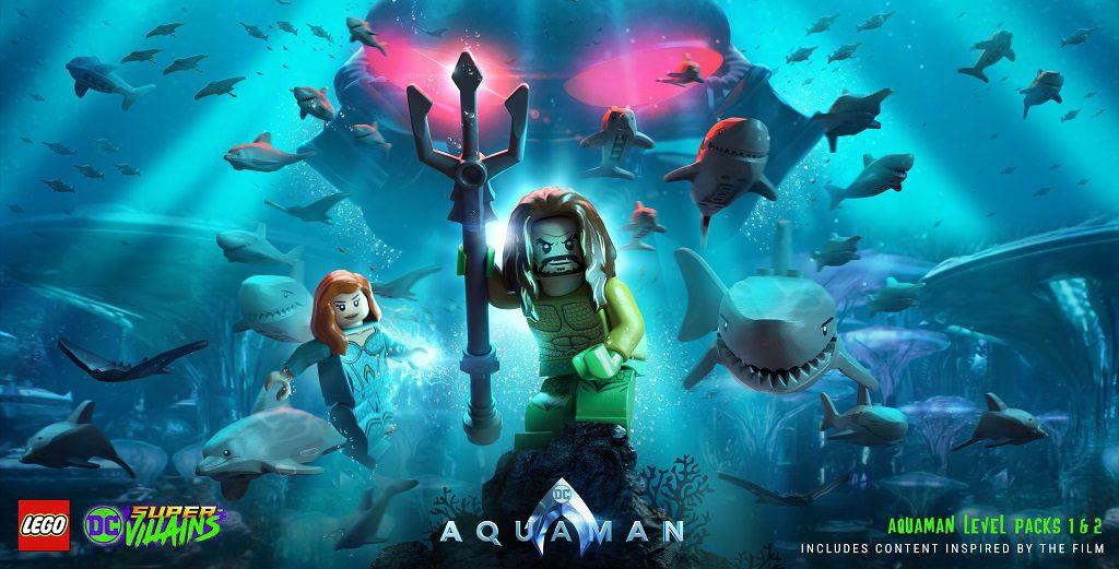 LEGO DC Super Villains Aquaman 1024x521
