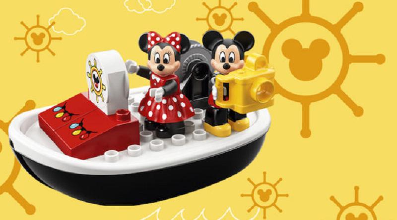 LEGO DUPLO Mickey Minnie Featured 800 445
