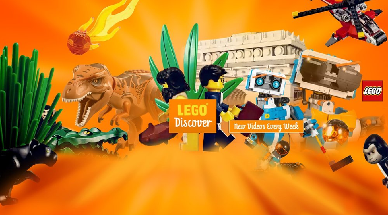 LEGO Discover YouTube Featured 800 445